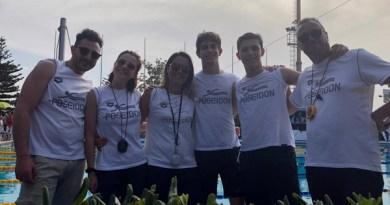 Nuoto, dal 25 al 26 gennaio gli atleti nicosiani della New Vision Piscine San Giacomo impegnati nel Campionato d'Eccellenza Fin