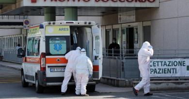 Coronavirus, oltre 13mila morti in Italia
