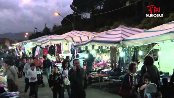 Nicosia, dal 28 maggio riapre il mercato settimanale di viale Itria