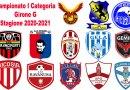 Calcio Prima categoria. Ufficializzata la composizione dei gironi, Nicosia nel girone G