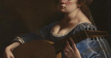 A Londra una grande mostra dedicata ad Artemisia Gentileschi