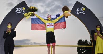 Tour de France, trionfo di Pogacar