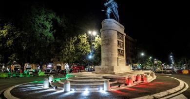 Roma Capitale e Acea, per anniversario nuova illuminazione artistica