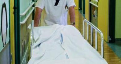Sanità, lunedì sciopero infermieri