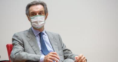 """Covid, Fontana: """" Coprifuoco soluzione migliore"""""""