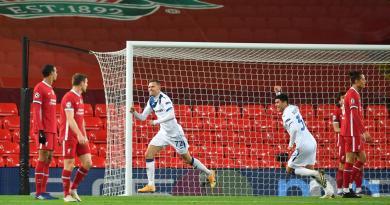 Atalanta show a Liverpool, Inter k.o. e quasi fuori
