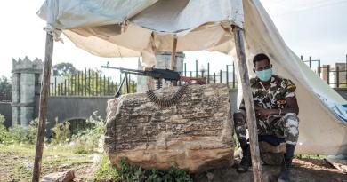 """Etiopia, """"pesanti bombardamenti"""" su Macallè"""