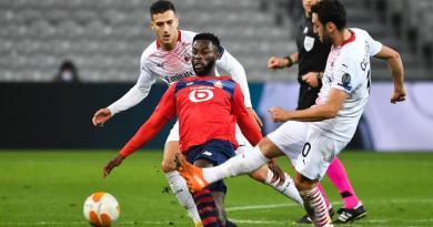 Milan pareggia, con il Lille è 1-1