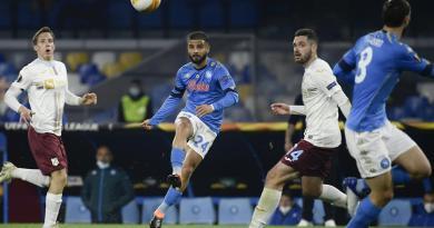 Napoli vince nel segno di Diego, Rijeka ko 2-0