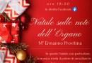"""Nicosia, il 28 dicembre in diretta Facebook si svolgerà il concerto """"Natale sulle note dell'organo"""""""
