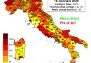 Coronavirus. In Italia il 16 gennaio nelle ultime 24 ore i nuovi contagi sono 16.310, i decessi sono 475