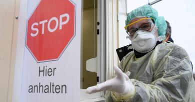 Covid Germania,  16.417 nuovi casi e  879 morti