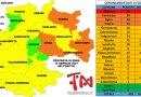 Coronavirus. In provincia di Enna il 15 gennaio i soggetti positivi superano di poco i 480