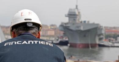 Fincantieri, stop a operazione Stx France
