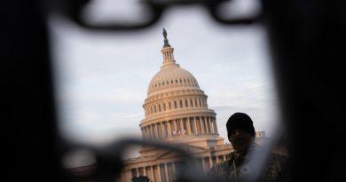 Congresso Usa in lockdown per piccolo incendio