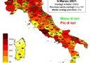 Coronavirus. In Italia il 6 marzo nelle ultime 24 ore i nuovi contagi sono 23.641, i decessi sono 307
