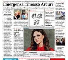 Prime pagine dei giornali di oggi            Rassegna Stampa | Martedì  2 Marzo 2021