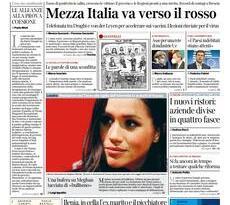 Prime pagine dei giornali di oggi            Rassegna Stampa | Giovedì  4 Marzo 2021