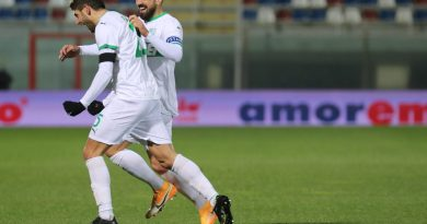 Sassuolo-Napoli 3-3 al fotofinish