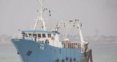 """Libia, peschereccio """"Aliseo"""" rientrato a Mazara del Vallo"""