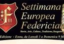 Settimana europea federiciana di Enna. Il 7 maggio seminario sulla Sicilia ai tempi di Federico II