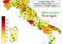 Coronavirus. In Italia il 18 maggio nelle ultime 24 ore i nuovi contagi sono 4.452, i decessi sono 201