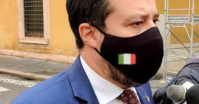 """Centrodestra, Salvini """"No partiti unici fondati da sera a mattina"""""""