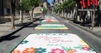 Dedicata al sommo poeta Dante la XXVII edizione di Nicosia in fiore – FOTO e VIDEO