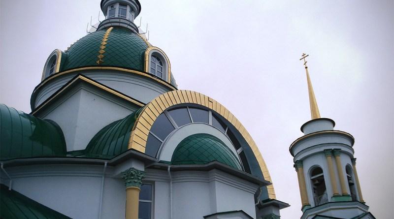 Templom Novovoronyezsben. Fotó: Timur Mamedrzaev/Wikipedia