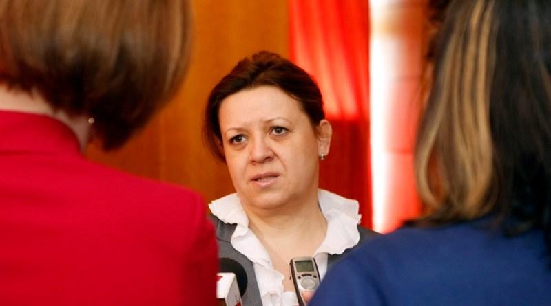 Dr. Rujder Mária. Fotó: Molnár Gyula/Paksi Hírnök