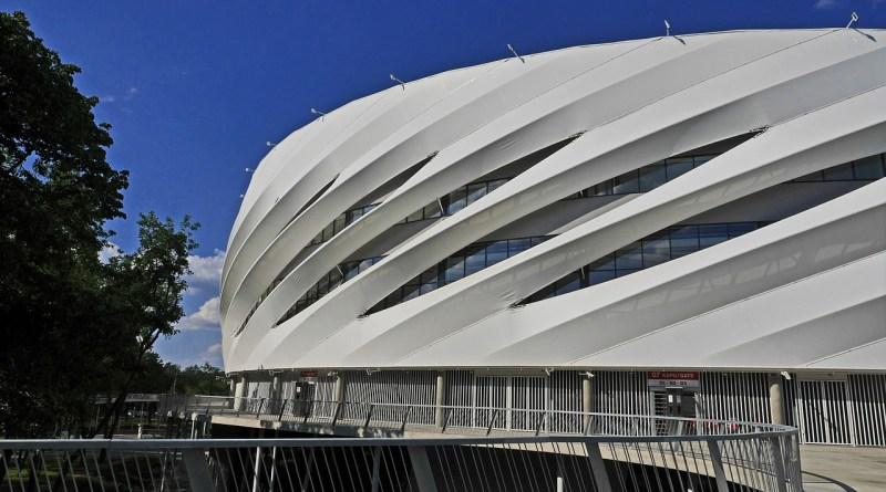 A nagyerdei stadion Debrecenben. Fotó: Pixabay