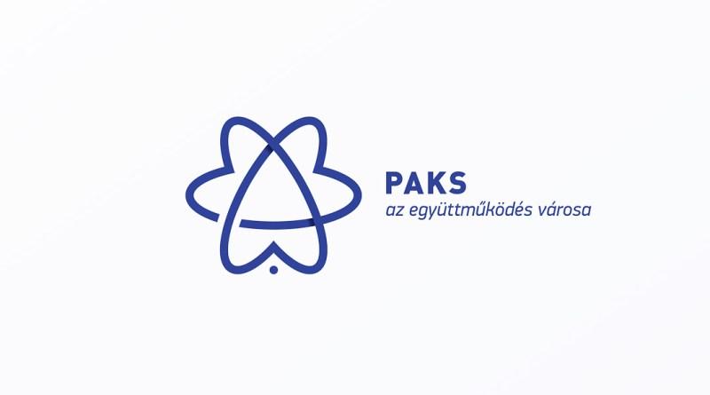 Paks új logója. Karádi Nikoletta munkája