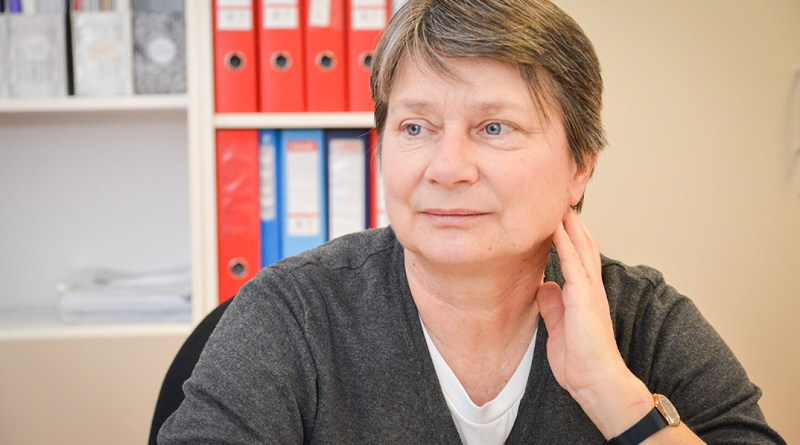 Dr. Sipos Katalin. Fotó: Szaffenauer Ferenc/Paksi Hírnök