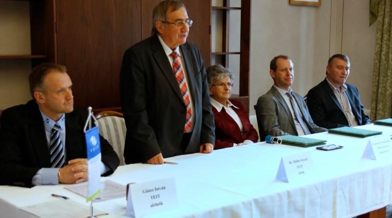 Pakson ülésezett a TEIT. Fotó: Molnár Gyula/Paksi Hírnök