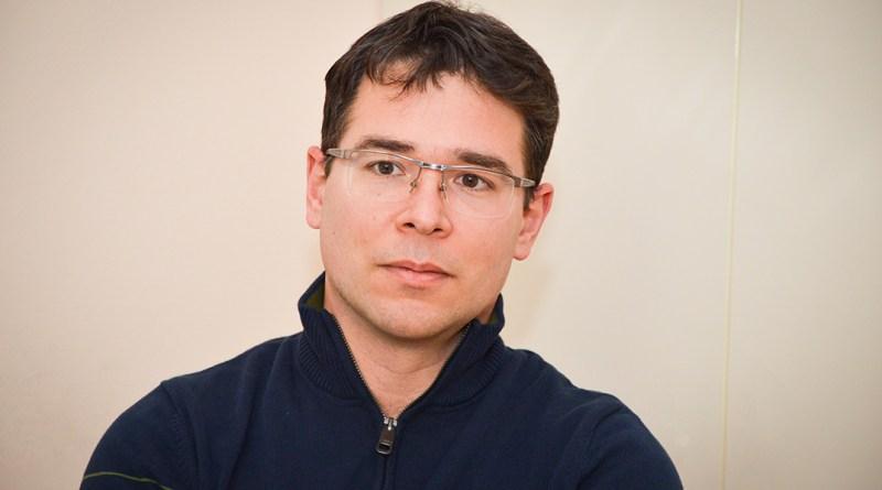 Dr. Ganczer Péter. Fotó: Szaffenauer Ferenc/Paksi Hírnök