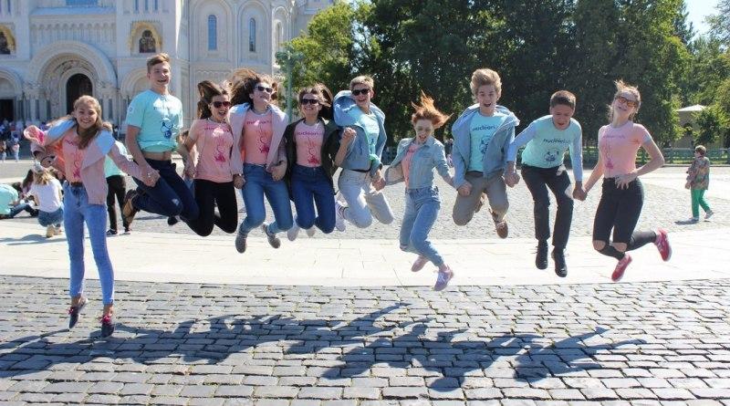 Atomkölykök. Fotó: Nukclear Kids