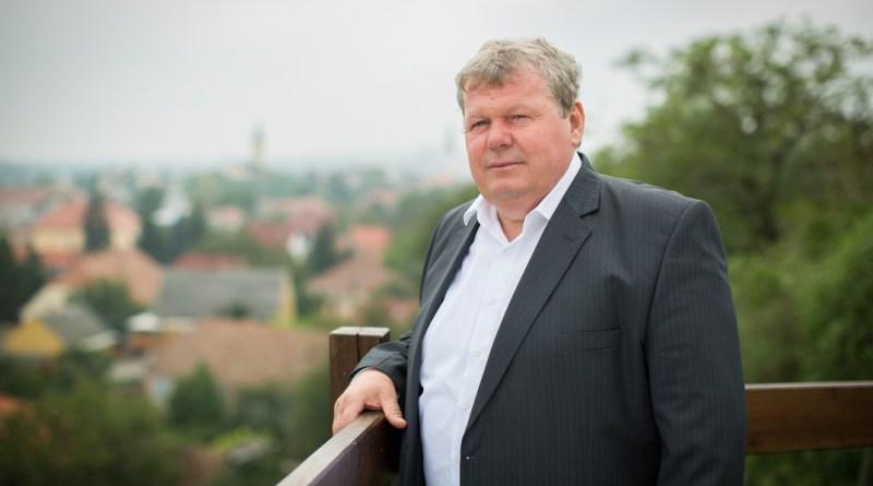 Süli János Megyei Fejlesztéspolitikai Tanácsos lett. Fotó: Babai István