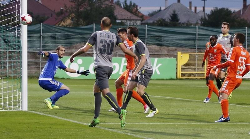 A Balmazújvárost fogadta a Paksi FC a Fehérvári úton. Fotó: Molnár Gyula/Paksi Hírnök