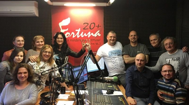A Fortuna tavaly ünnepelte 22. születésnapját. Fotó: Vida Tünde