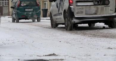 Leesett az első nagyobb mennyiségű hó
