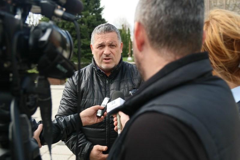 Kovács Sándor, Paks alpolgármestere. Fotó: Molnár Gyula/Paksi Hírnök