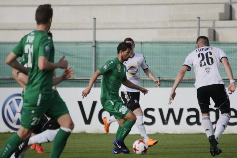 Paksi FC - Swietelsky Haladás. Fotó: Molnár Gyula/Paksi Hírnök