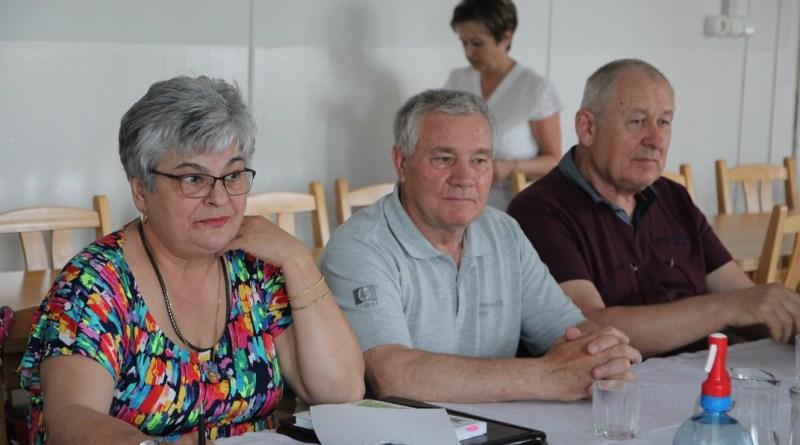 A nyugdíjas szövetkezet közgyűlése. Fotó: Vida Tünde