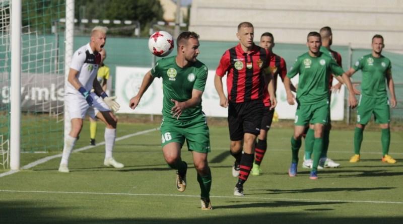 Paksi FC - Budapest Honvéd mérkőzés. Fotó: Molnár Gyula/Paksi Hírnök/korábbi felvétel