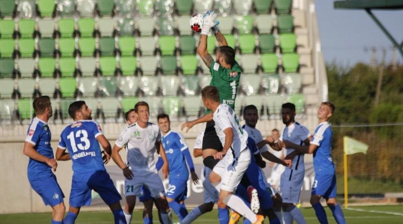 Az MTK Budapestet fogadta a Paksi FC a Fehérvári úti stadionban. Fotó: Molnár Gyula/Paksi Hírnök