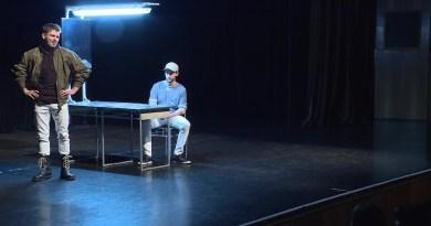 Tantermi dráma és versek az '56-os emlékhéten