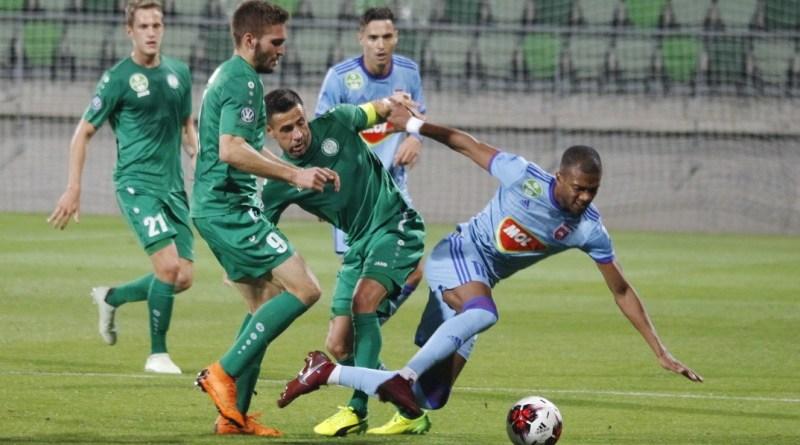 Paksi FC - MOL Vidi FC. Fotó: Molnár Gyula/Paksi Hírnök