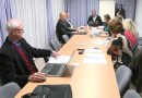 A jogi bizottság is ülésezett