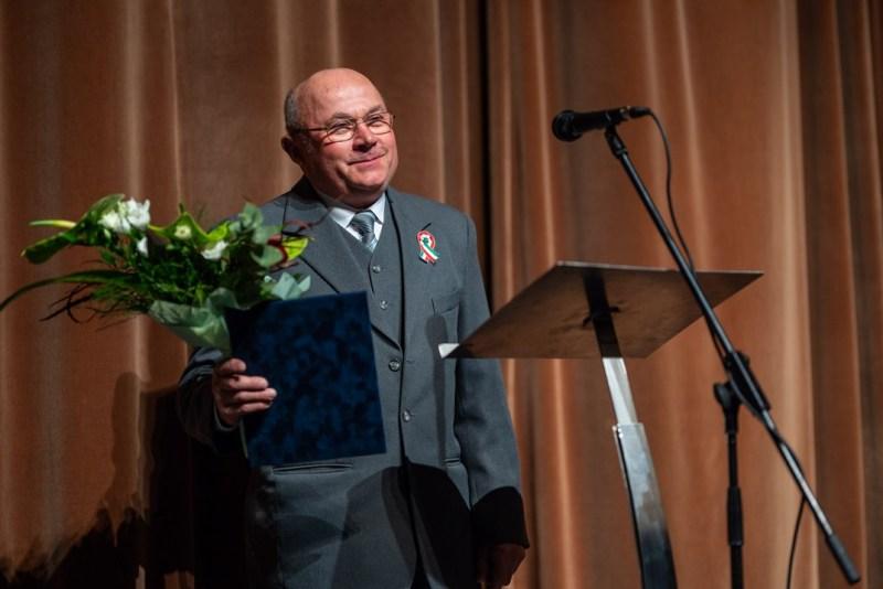 Siklósi Mátyás. Fotó: Babai István