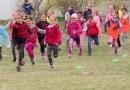 Tömegeket vonzott a mezei futóverseny